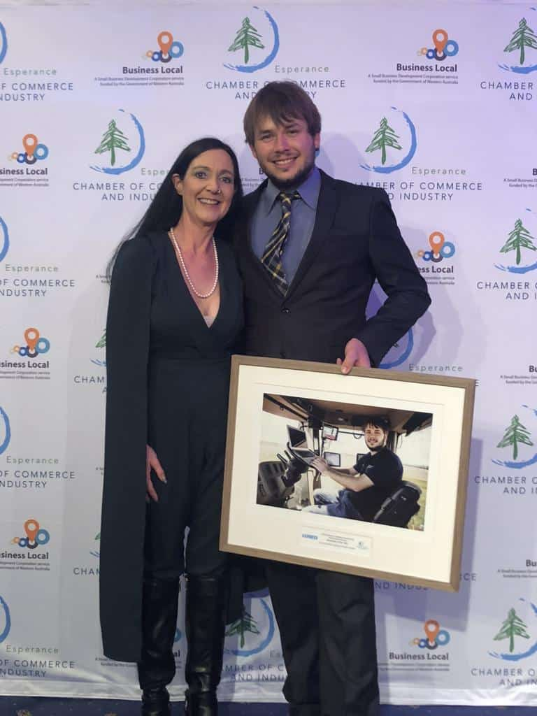Business Awards, Esperance, Chamber of Commerce, Business of the year